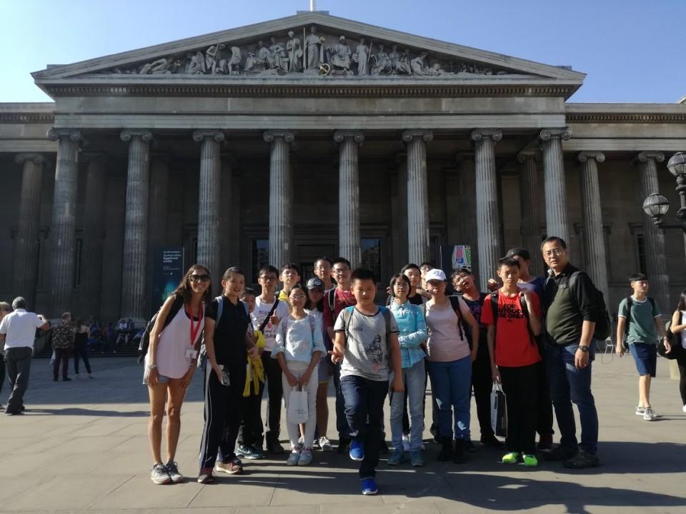 英国历史文化之旅