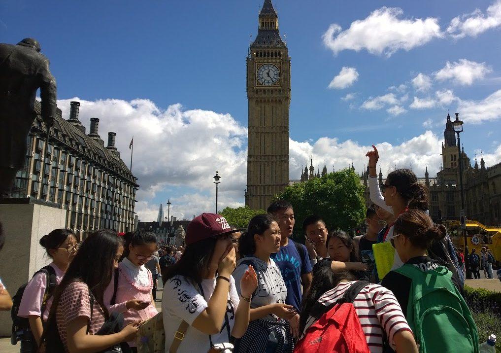 参访英国知名景点