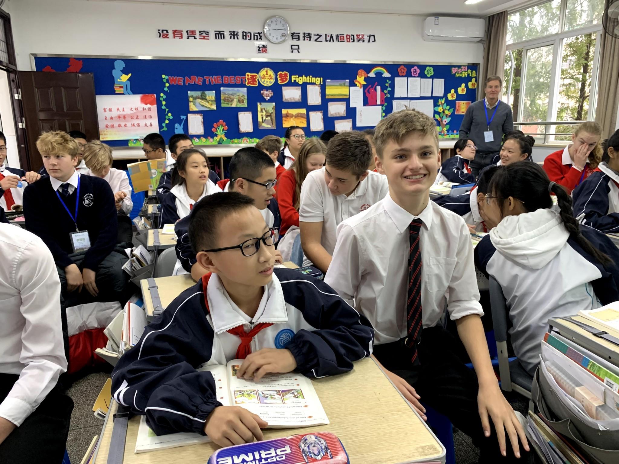 英文课English lesson